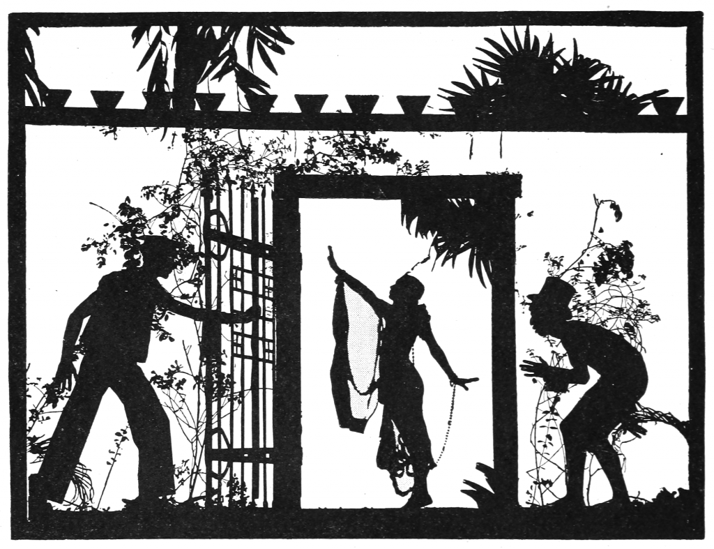 """""""Inbad_the_Tailor,""""_animation_silhouette_by_C._Allan_Gilbert,_02"""